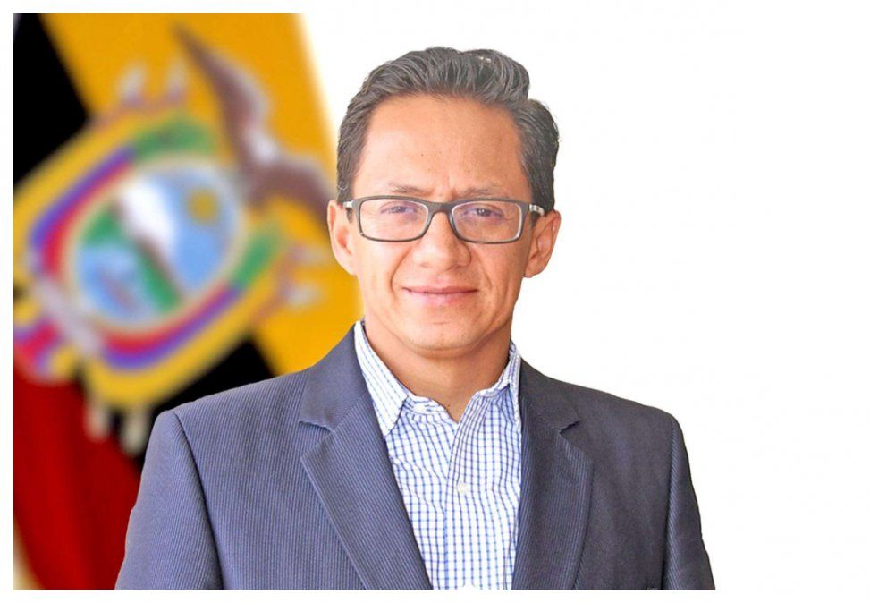 Defensor del Pueblo de Ecuador detenido por supuesto abuso sexual