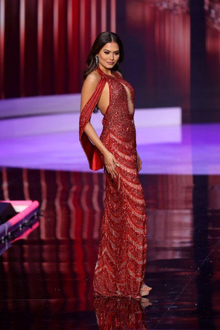 La mexicana Andrea Meza es la nueva Miss Universo