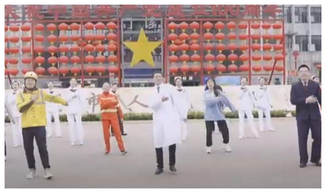 China lanza un rap a favor de la vacunación antiCovid-19 para convencer a escépticos