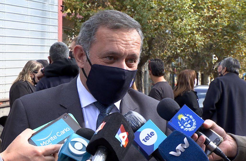 Secretario de Presidencia Álvaro Delgado.
