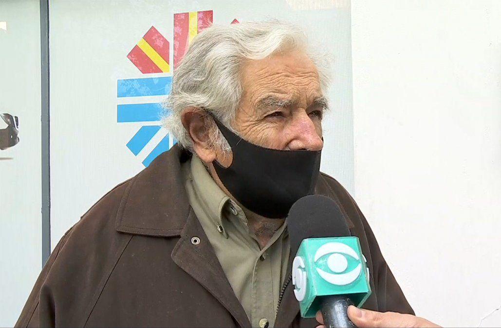 Mujica: El desempleo es el problema grave que tenemos hoy, aparte de la pandemia