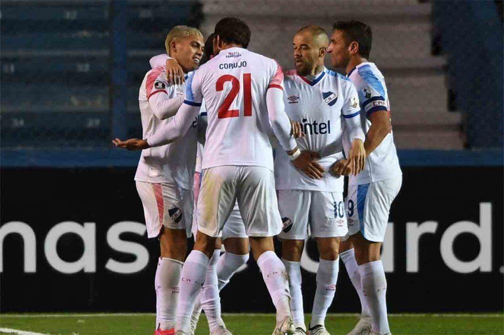 Nacional ganó 1 a 0 a U. Católica por Libertadores y buscará clasificación de local ante Argentinos