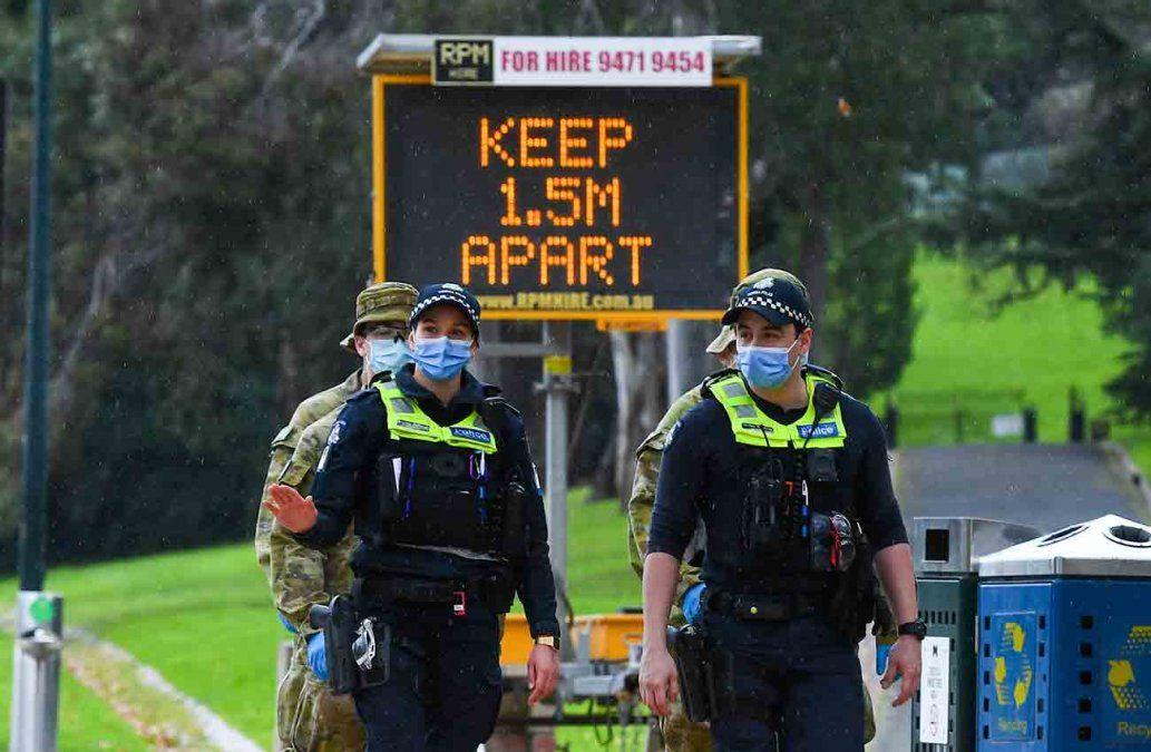 Un australiano mató a un intruso y vivió con su cuerpo durante 15 años