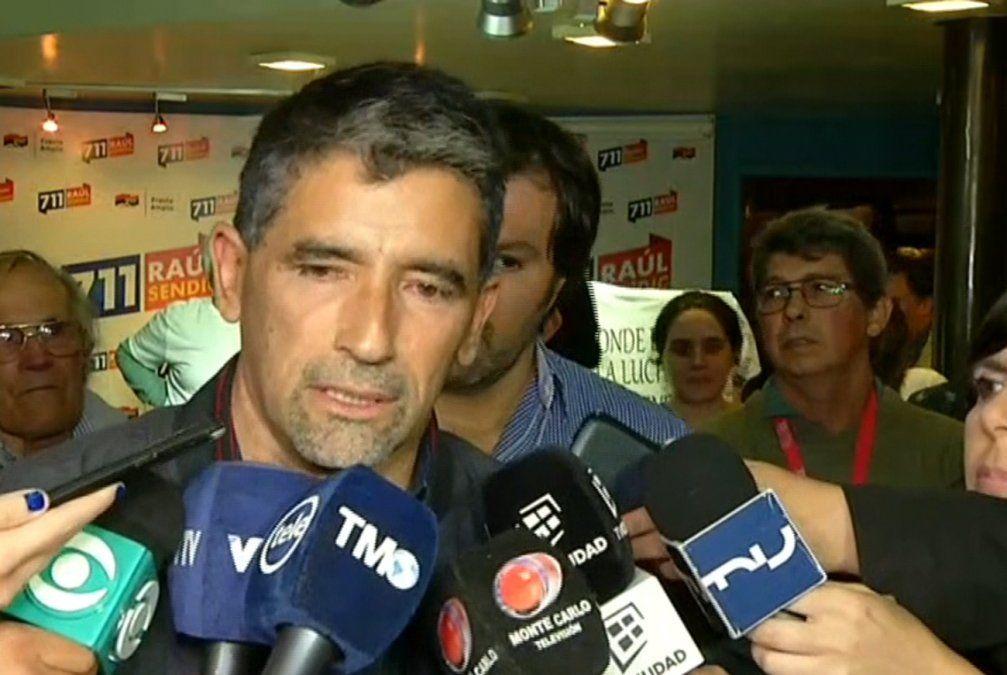 Raúl Sendic fue condenado por abuso de funciones y peculado