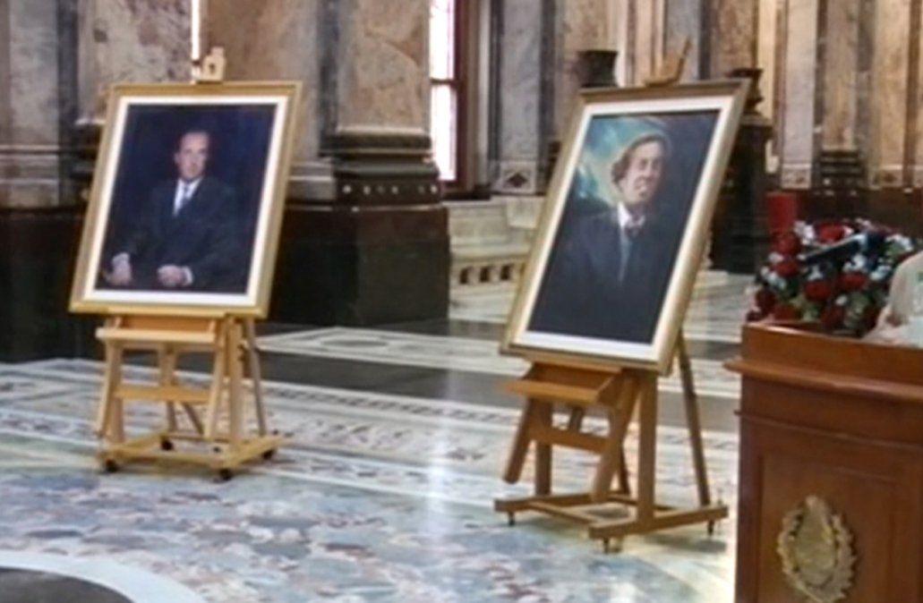 Parlamento homenajeó a Michelini y Gutiérrez Ruiz