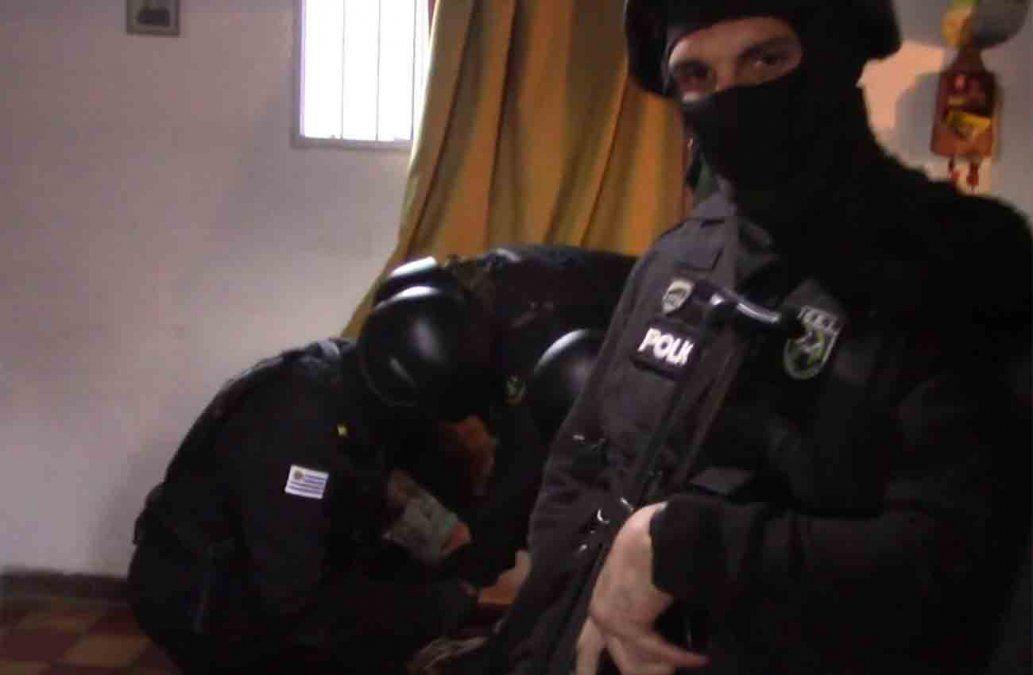 Cerraron una boca de drogas en Treinta y Tres; cinco delincuentes a prisión
