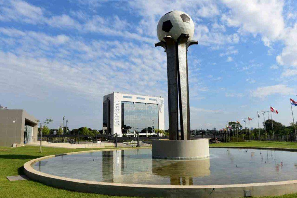 Argentina le presentó a Conmebol un protocolo para ser sede de la Copa América