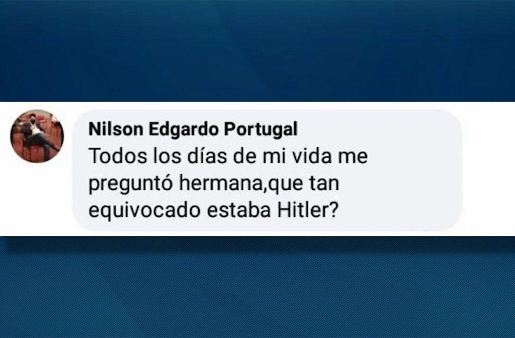 Fiscalía inicia investigación de oficio por dichos de edil del FA de Rocha sobre Hitler