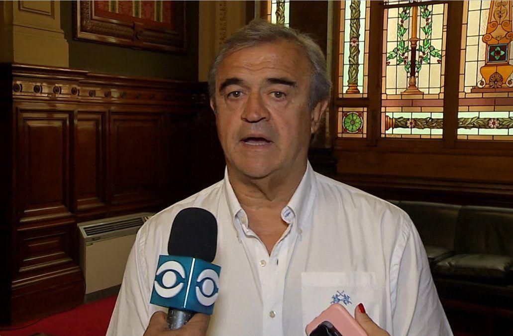 Conmoción y tristeza en todos los partidos políticos ante la muerte de Jorge Larrañaga