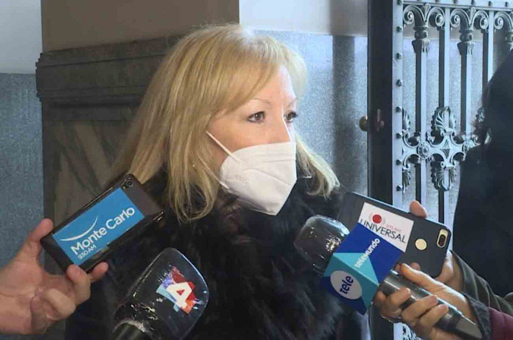 Cosse se refirió a los militantes de Larrañaga y manifestó: han perdido al líder