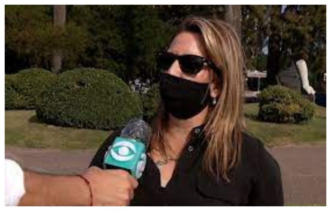 Presidenta del Sindicato Policial: Larrañaga deja la vara altísima