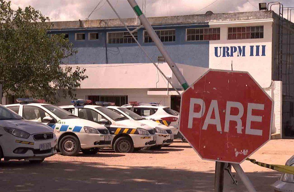 Policía víctima de rapiña en vía pública:la encañonaron y le robaron el arma