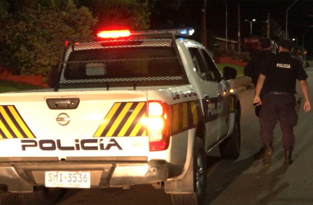 Persecución a dos motos terminó con cinco detenidos, drogas y 200.000 pesos incautados