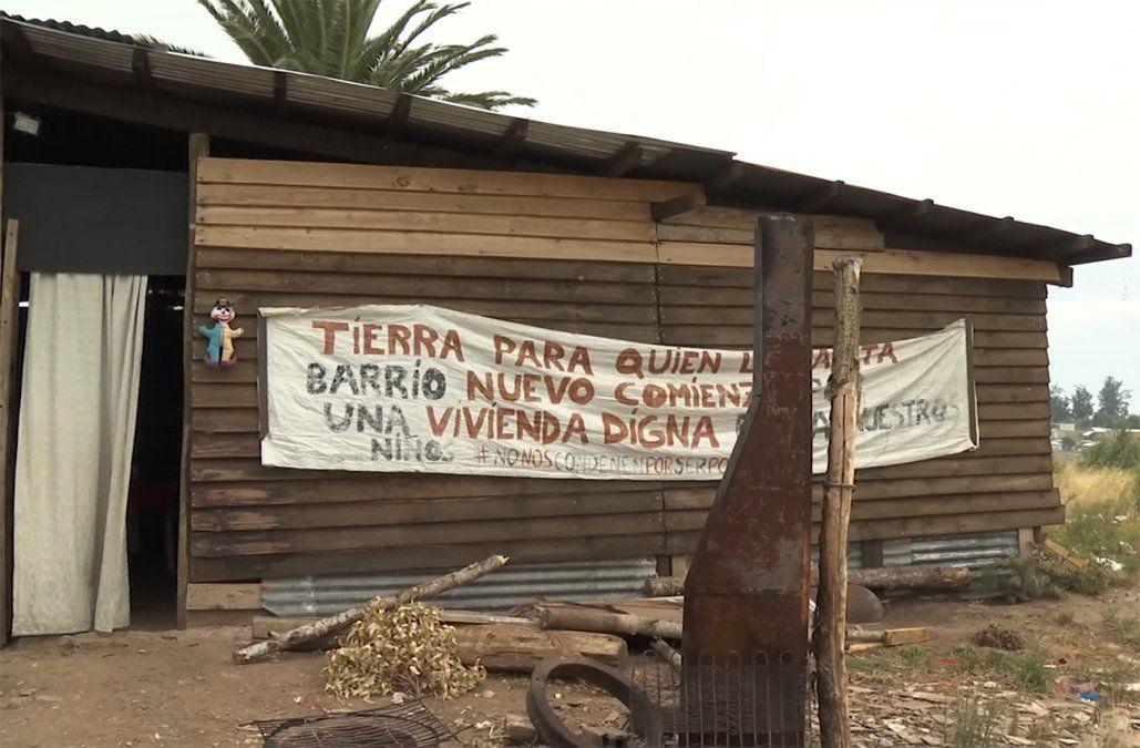 FOTO: Asentamiento Nuevo Comienzo