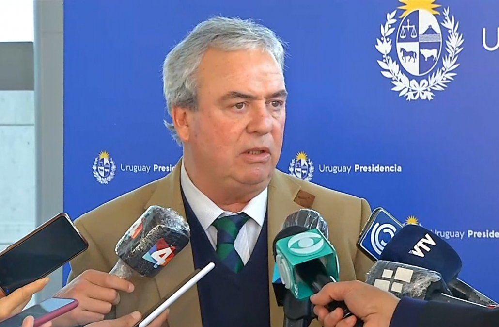 Luis Alberto Heber será el nuevo ministro del Interior,