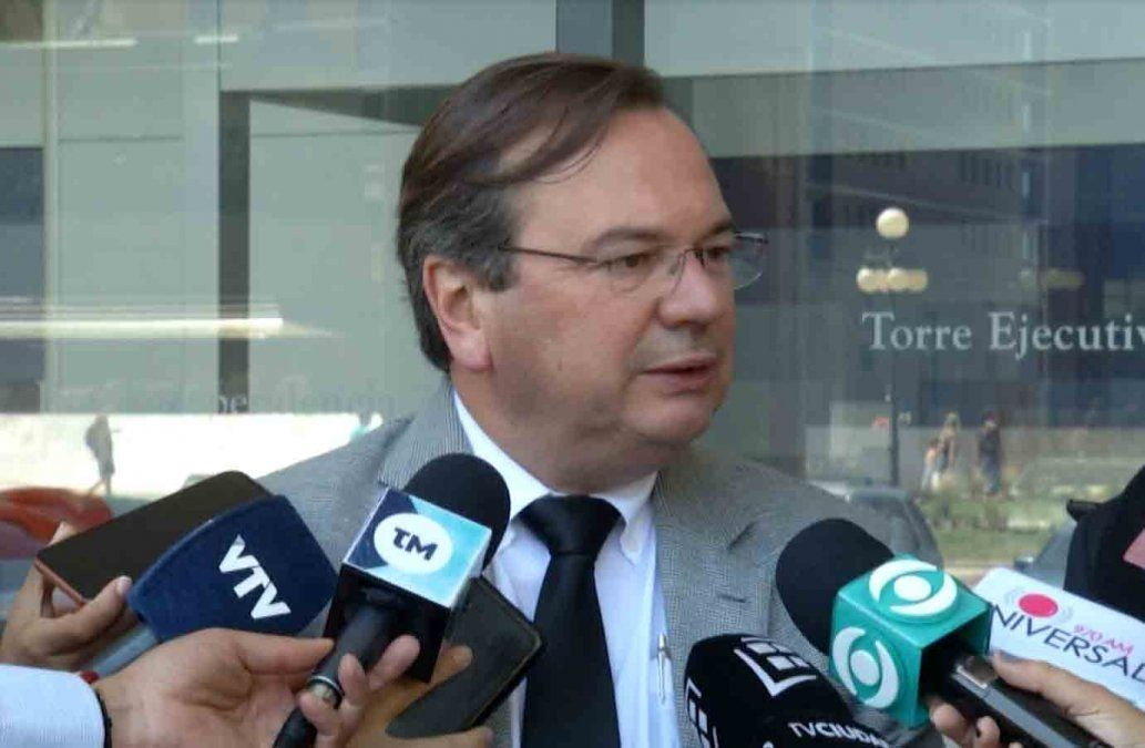 José Luis Falero será ministro de Transporte en lugar de Heber, que pasa a Interior