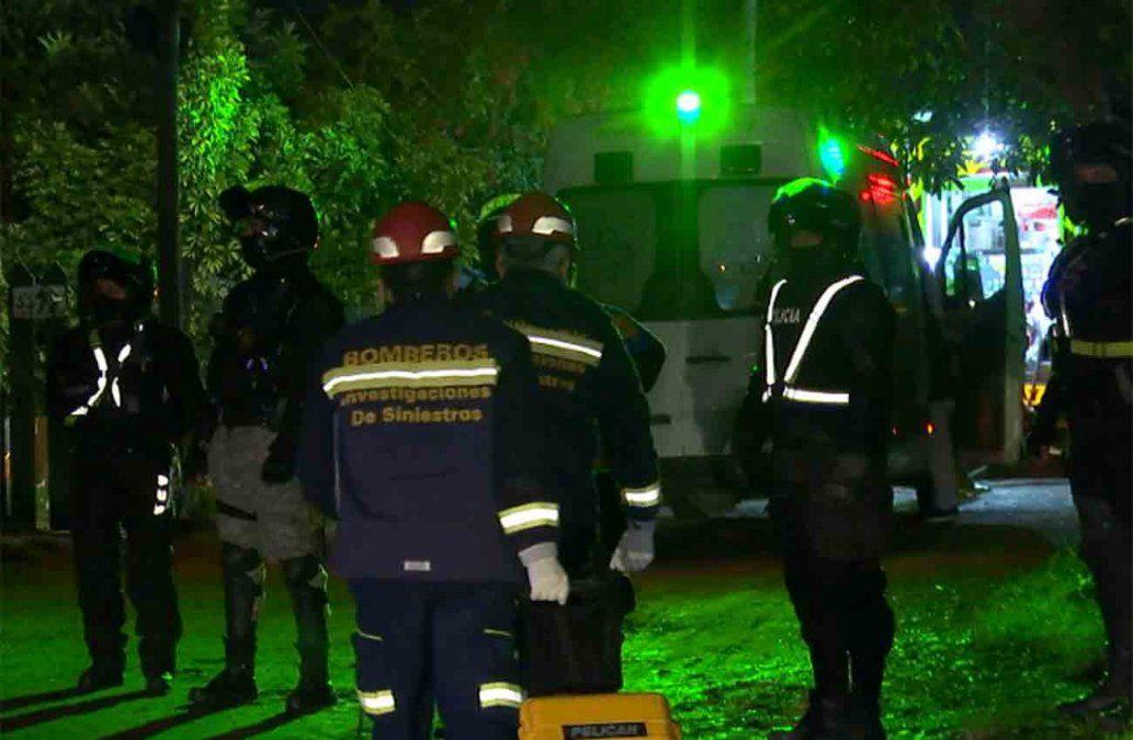 Una mujer y un niño fallecieron en un incendio en Conciliación