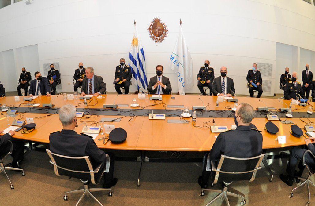 Heber dijo que dará continuidad a las políticas que venía ejecutando Larrañaga