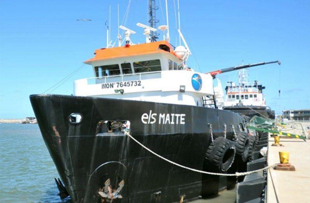 Tripulación de un barco en cuarentena por brote de Covid a bordo