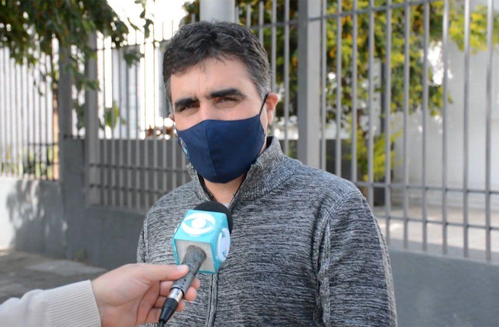 Intendente de Salto Andrés Lima.