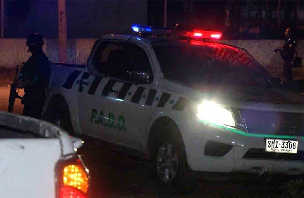 Homicidio en Flor de Maroñas: llegaba a su casa y quedó en medio de balacera