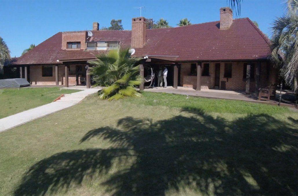 Remataron por US$ 291.000 mansión de Mehmet Aydin valuada en 1,5 millones