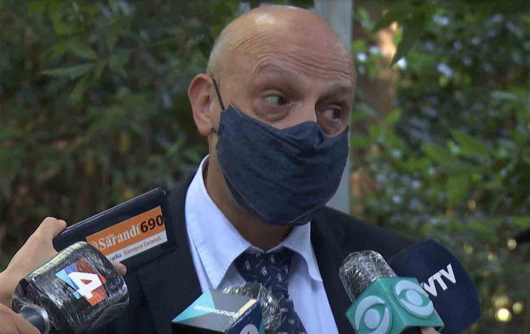 Rafael Radi: para controlar la pandemia hay que apagar; nos puede ir mucho peor todavía