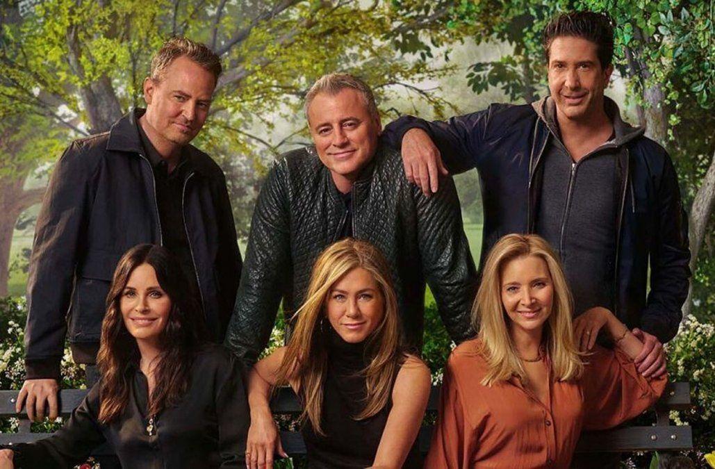 Se estrenó el episodio especial de Friends, ¿cuándo se verá en Uruguay?