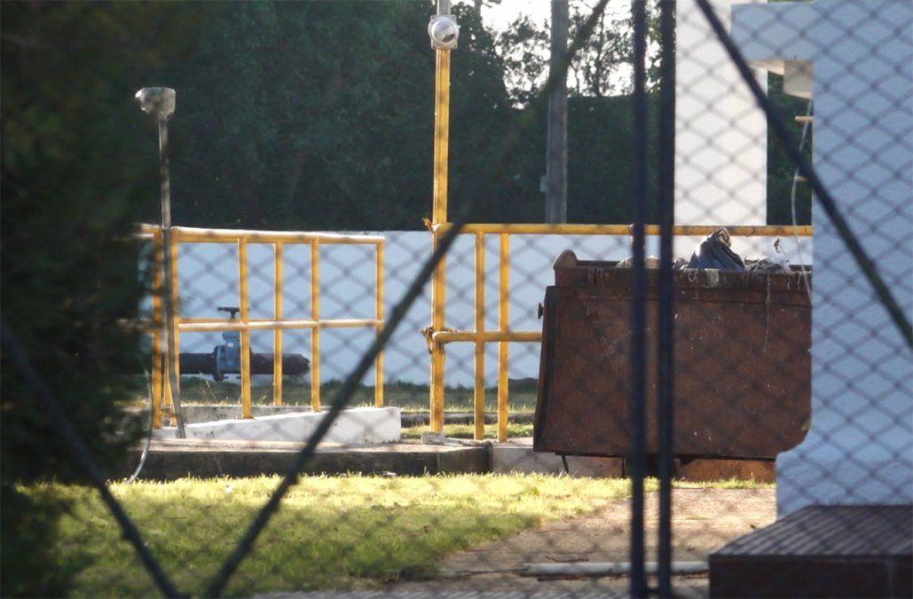 Hallaron un feto humano en planta de saneamiento de OSE en San Carlos