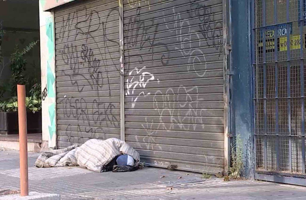 No podemos permitir que alguien en situación de calle se muera, aseguró Heber