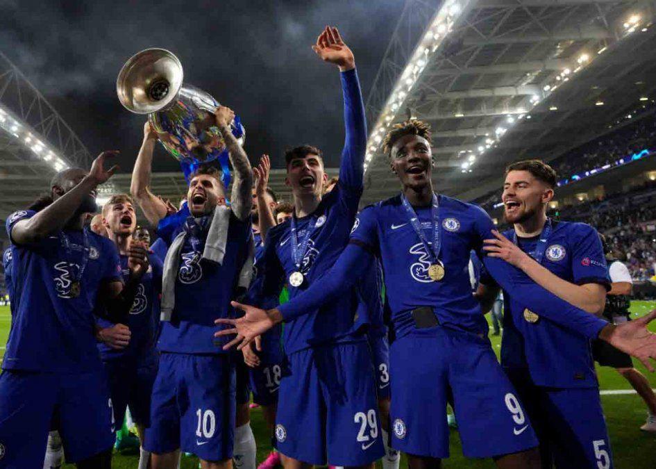 El Chelsea ganó su segunda Liga de Campeones ante el Manchester City