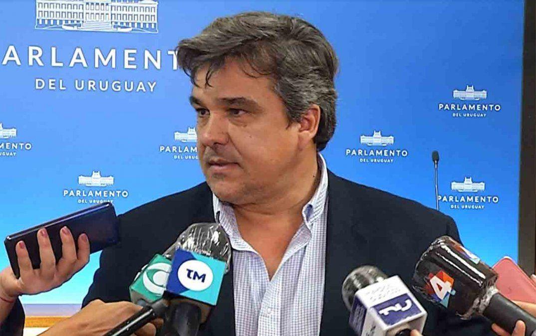 Camy asumió presidencia de Alianza Nacional