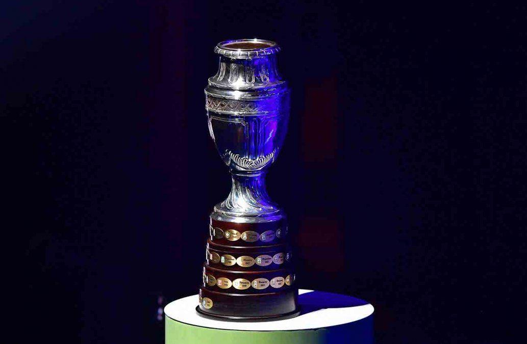 La Copa América 2021 se jugará en Brasil, anunció la CONMEBOL
