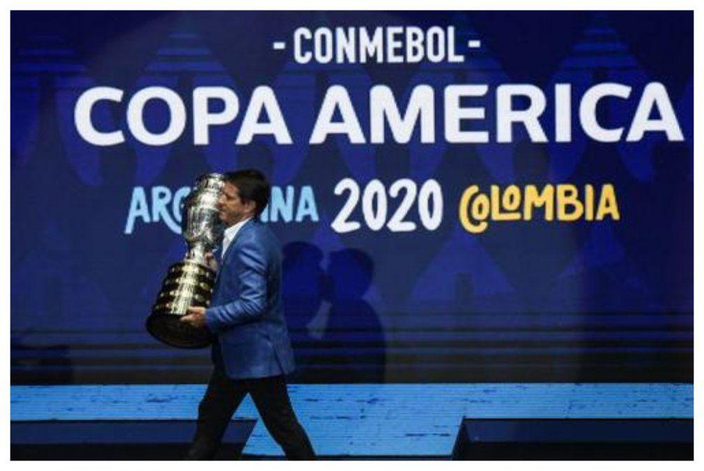La Copa América 2021 se disputará en Brasil