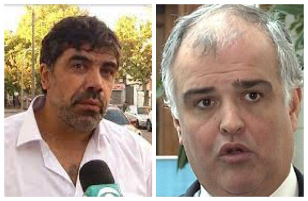 Andrade y Penadés estarán en la reunión con el presidente Lacalle Pou.