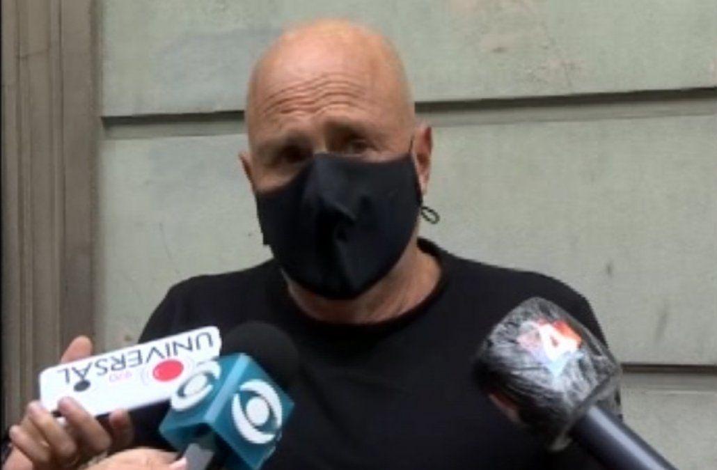 Edgardo Novick cuestionó que no se blindara abril ni mayo contra el Covid-19