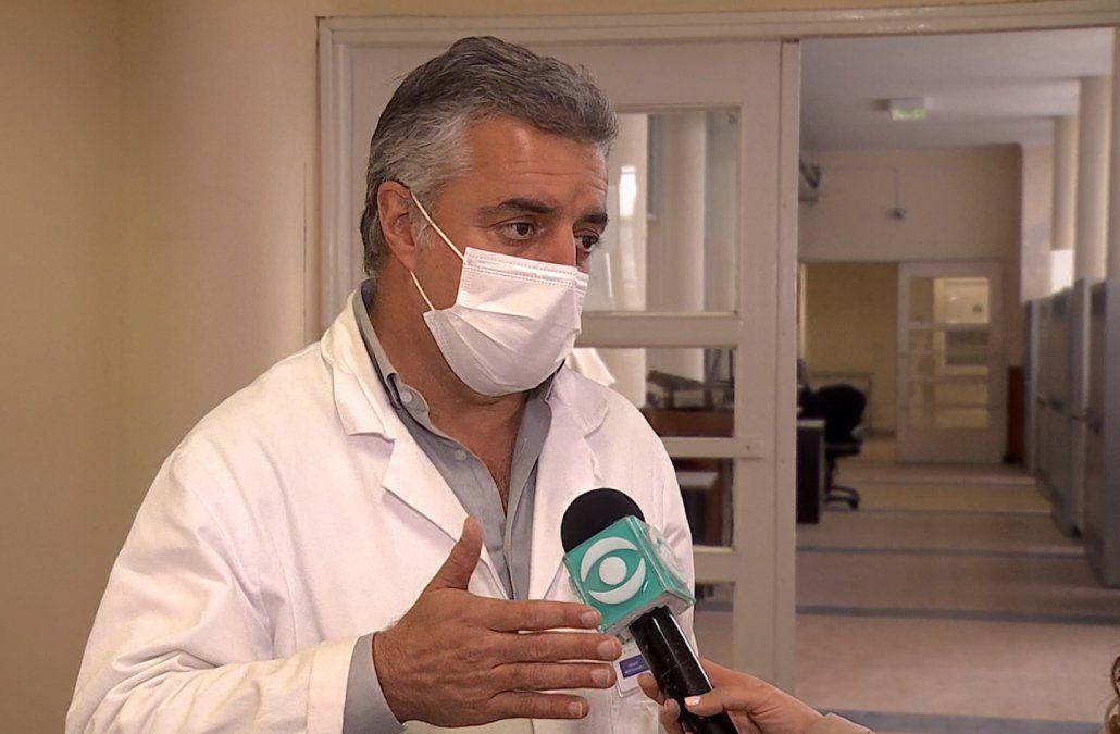 Saturación en la emergencia del Clínicas, el director del hospital explicó lo qué ocurrió