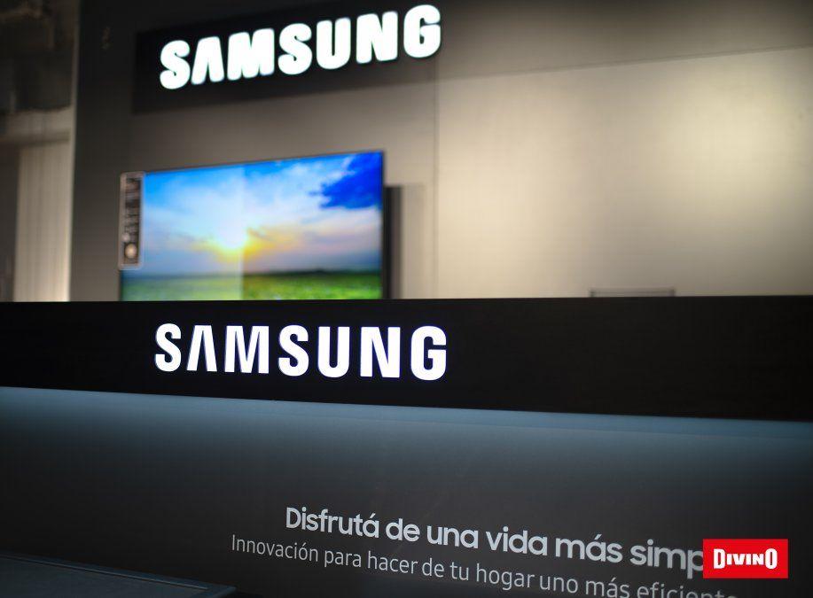 Divino suma electrodomésticos a su oferta y Samsung se une a esta gran propuesta