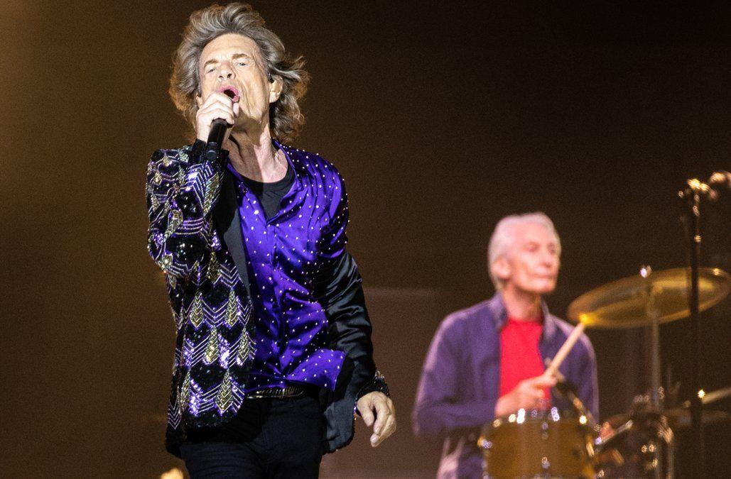 Mick Jagger le dedicó un emotivo video a Charlie Watts en su 80 cumpleaños