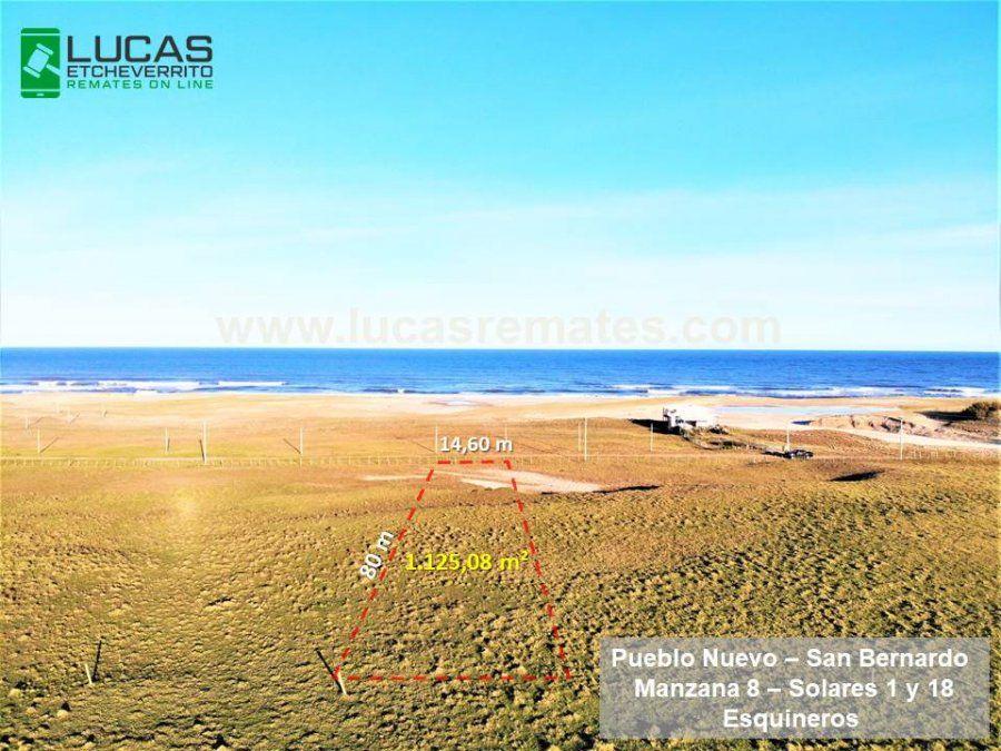 Gran Remate Online de Lucas Etcheverrito de terrenos en cuotas en Punta del Diablo, Barra del Chuy, Oceanía del Polonio, Punta Rubia y Pueblo Nuevo