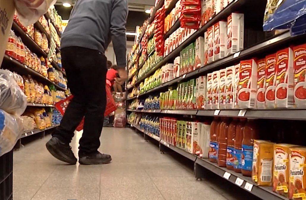 La inflación acumulada en 12 meses volvió a bajar y ahora está en 6,6%