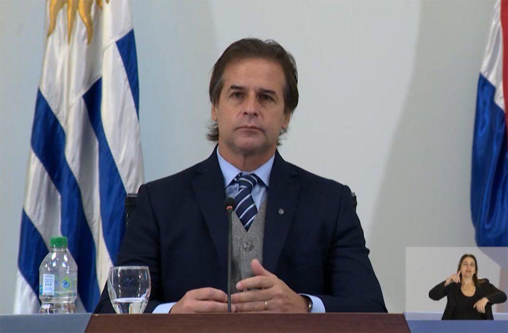 Lacalle Pou sobre flexibilización del Mercosur: Acá no se trata de pegar el portazo ni alejarse