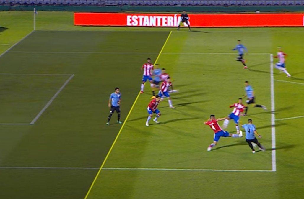 Conmebol reconoce que el gol de Uruguay estuvo mal anulado y suspende a dos árbitros