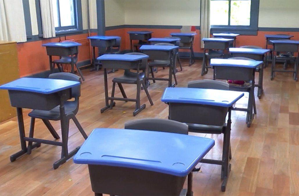 51 mil alumnos de primaria retoman la presencialidad este lunes