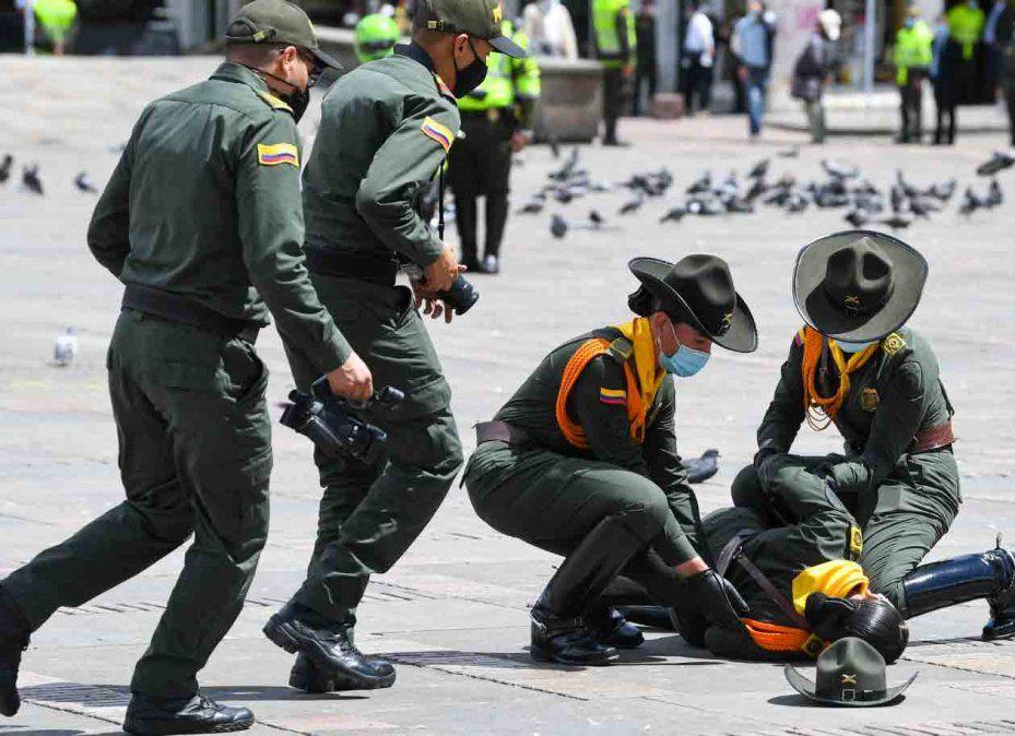 Duque anunció reforma a la policía de Colombia, cuestionada por abusos de DDHH