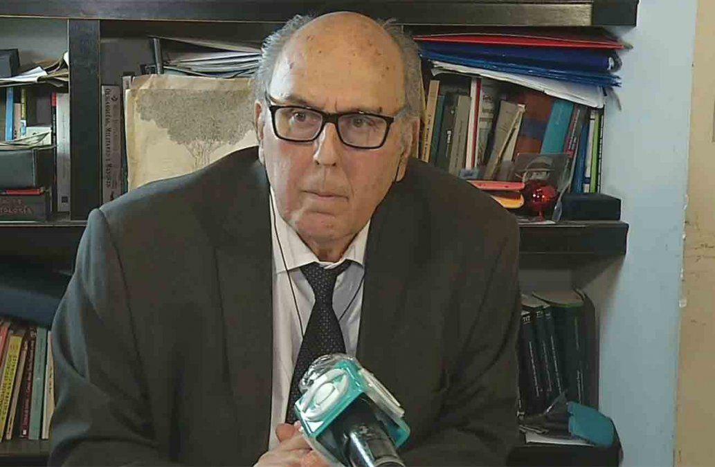 Carámbula llamó a reducir la movilidad y a lograr un acuerdo nacional