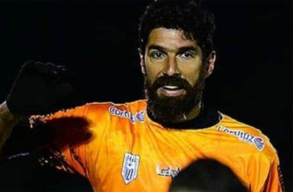 Sebastián el Loco Abreu con su último club