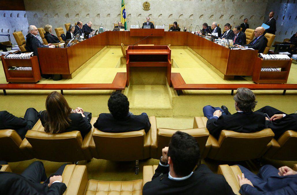 El Supremo Tribunal Federal de Brasil