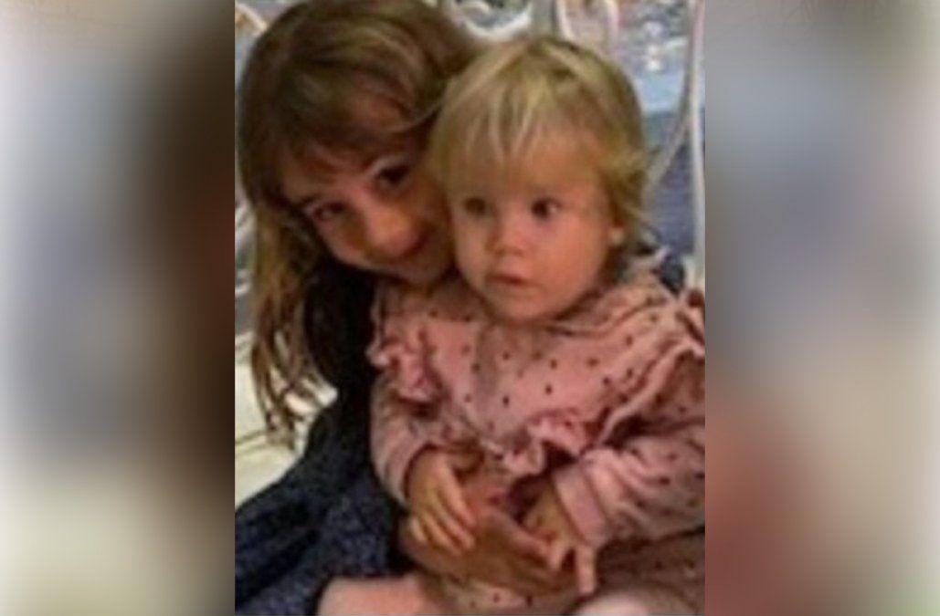 Encontraron el cuerpo de una de las niñas que desaparecieron junto a su padre en Tenerife