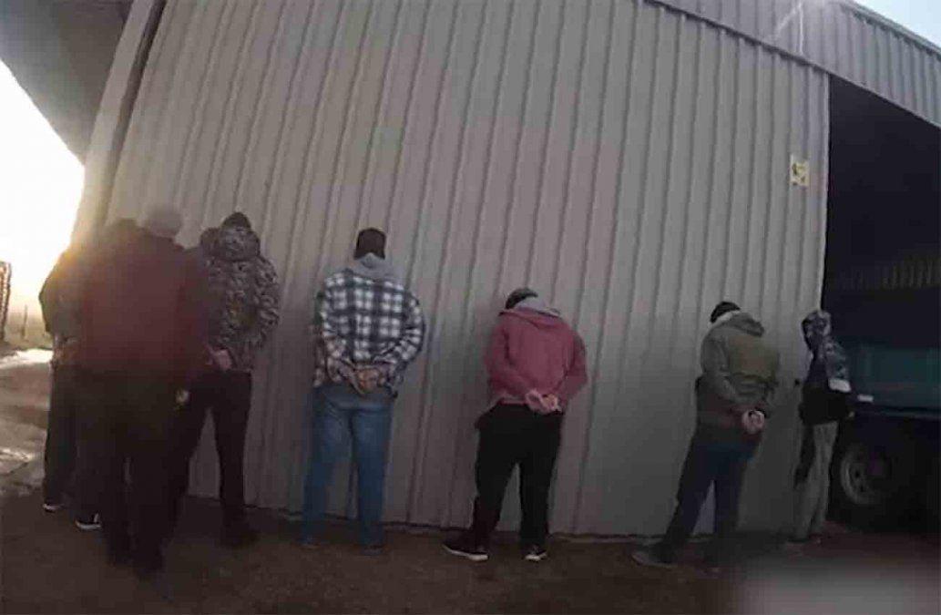 Cae red de contrabandistas: entre los detenidos hay un policía